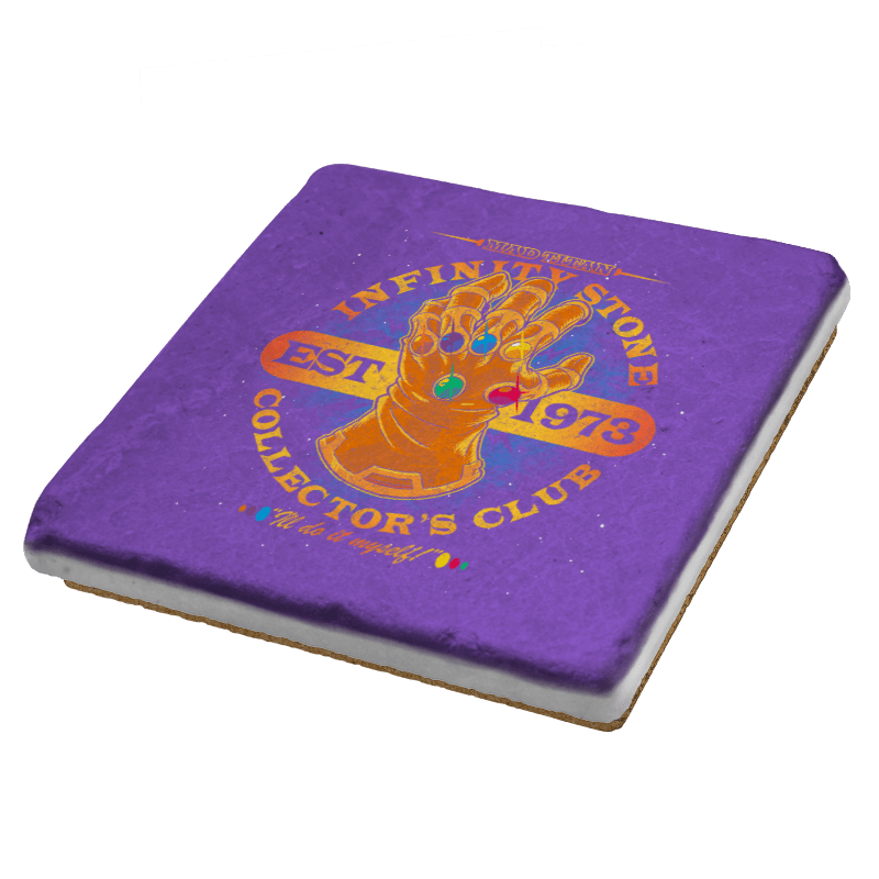 Stone Collector's Club Exclusive - Coasters - Coasters - RIPT Apparel