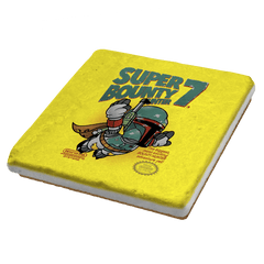 Super Bounty Hunter 7 Exclusive - Coasters - Coasters - RIPT Apparel