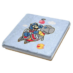 Super Prime Bros. Exclusive - Coasters - Coasters - RIPT Apparel