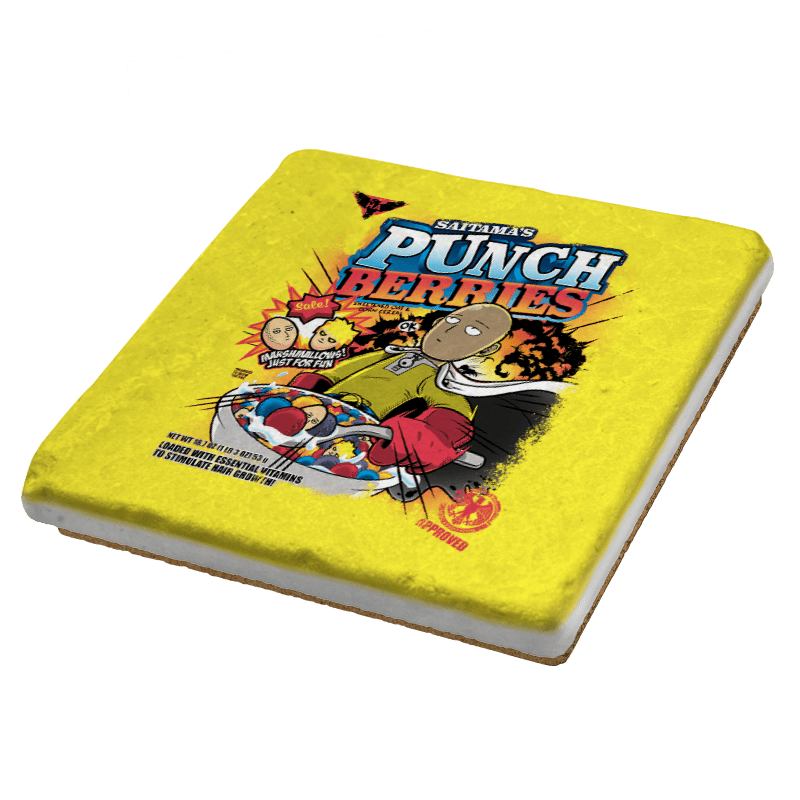 Punch Berries Exclusive - Coasters - Coasters - RIPT Apparel