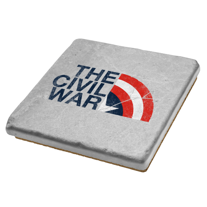 The Civil War Exclusive - Coasters - Coasters - RIPT Apparel
