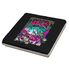 The Doom Song Exclusive - Coasters - Coasters - RIPT Apparel