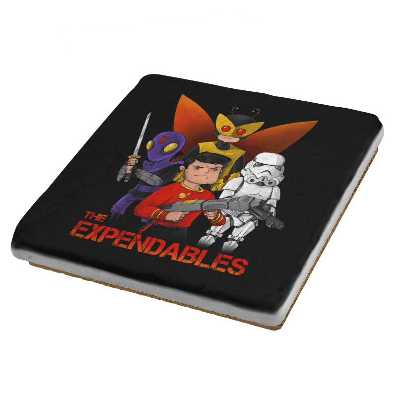The Expendables Exclusive - Coasters - Coasters - RIPT Apparel