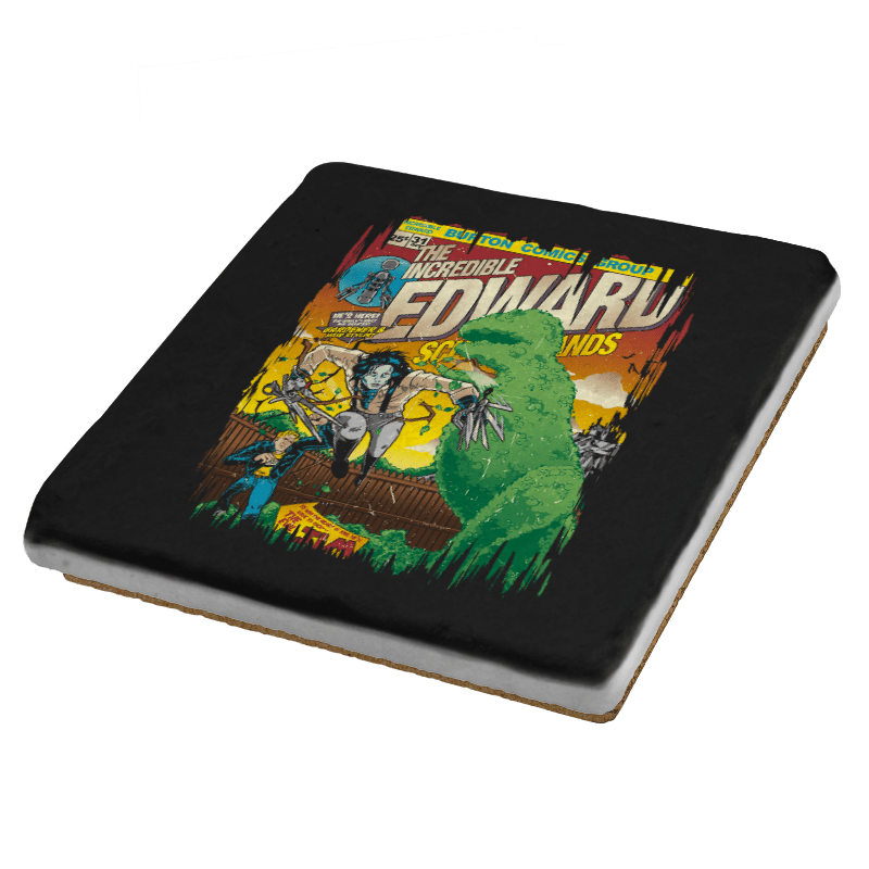 The Incredible Edward Exclusive - Coasters - Coasters - RIPT Apparel