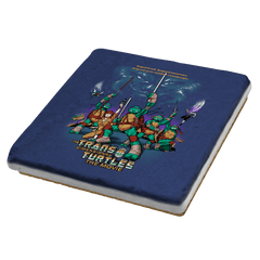 The Trans-Dimensional Turtles Exclusive - Coasters - Coasters - RIPT Apparel
