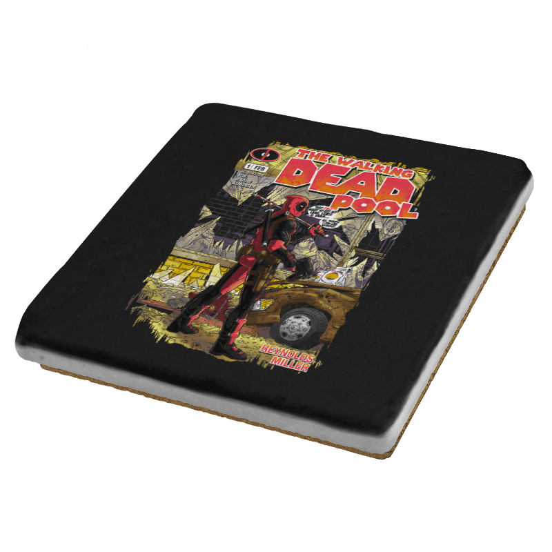 The Walking Merc - Issue 1 Exclusive - Coasters - Coasters - RIPT Apparel