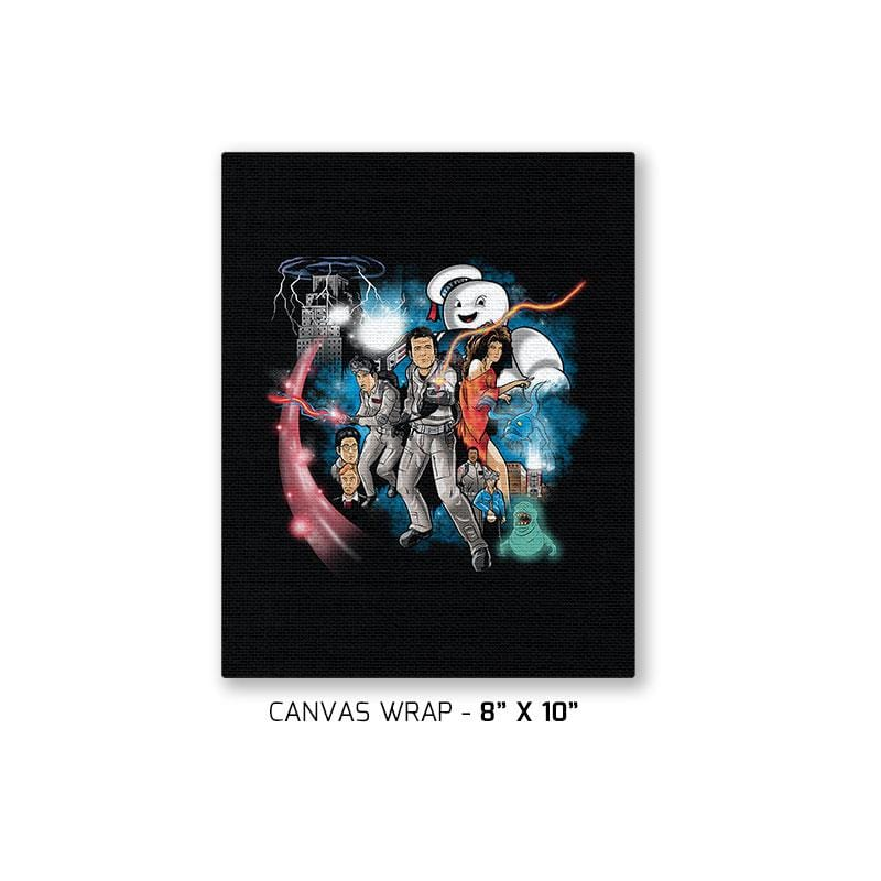 A New Ghost Exclusive - Canvas Wraps - Canvas Wraps - RIPT Apparel