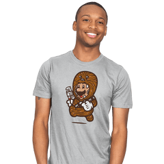 Wookie Plumber - Mens - T-Shirts - RIPT Apparel