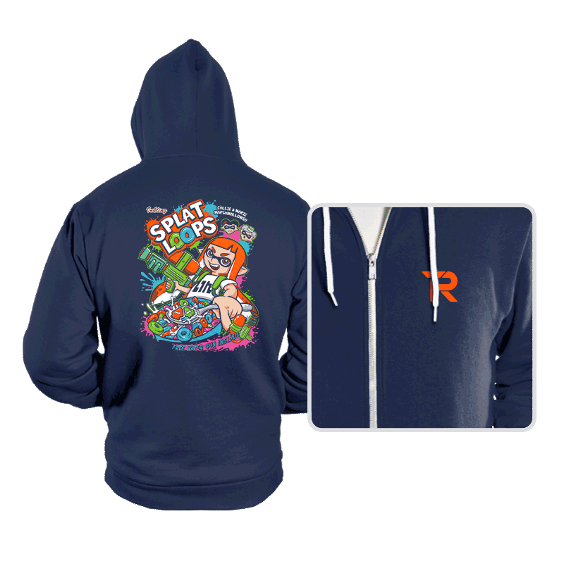 Splat Loops - Hoodies - Hoodies - RIPT Apparel