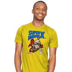 Super Dimension X - Mens - T-Shirts - RIPT Apparel