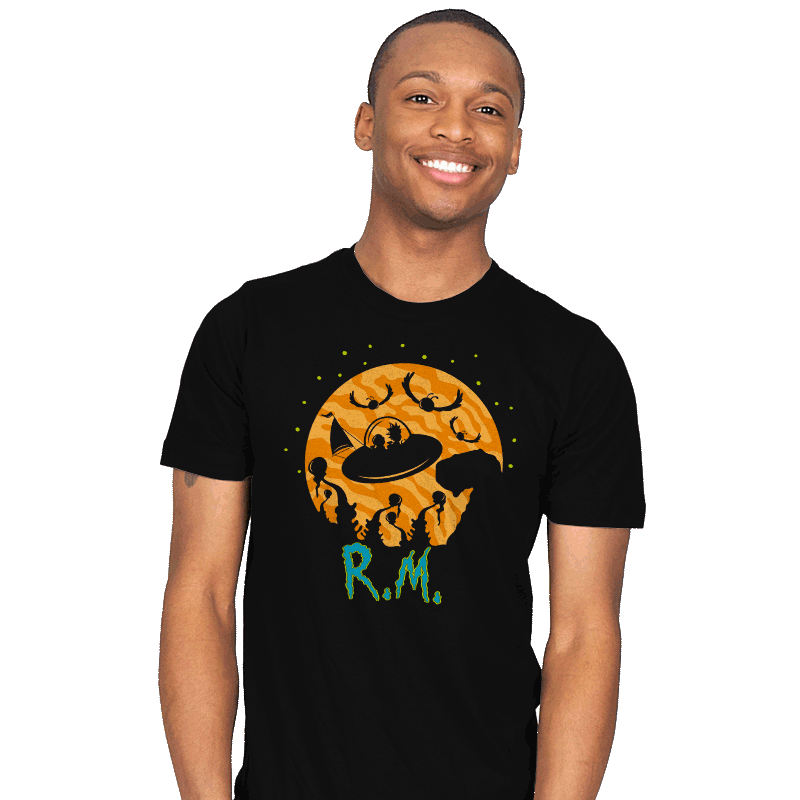 The Extraterrestrials - Mens - T-Shirts - RIPT Apparel