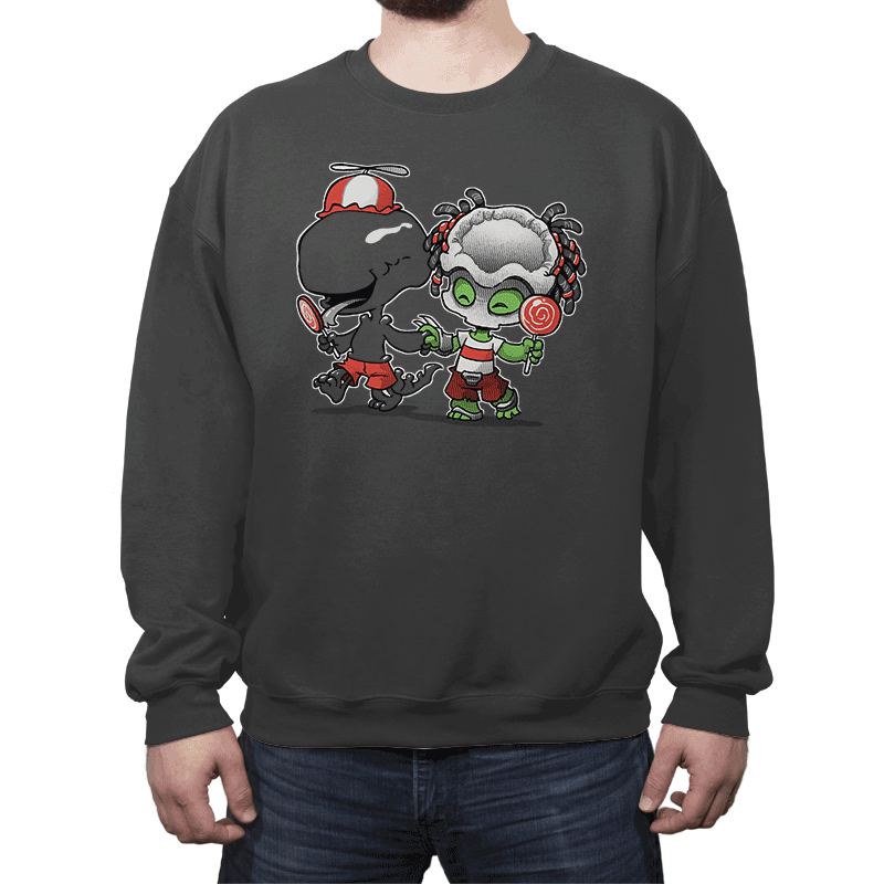 Lil Buddies - Crew Neck - Crew Neck - RIPT Apparel