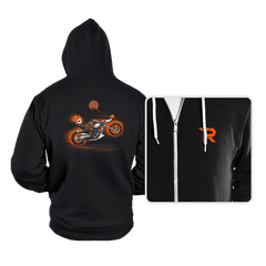 Nightmare Rider - Hoodies - Hoodies - RIPT Apparel