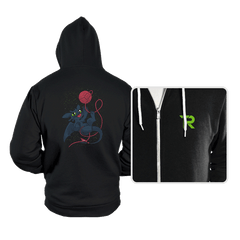 Dragons Just Wanna Have Fun - Hoodies - Hoodies - RIPT Apparel
