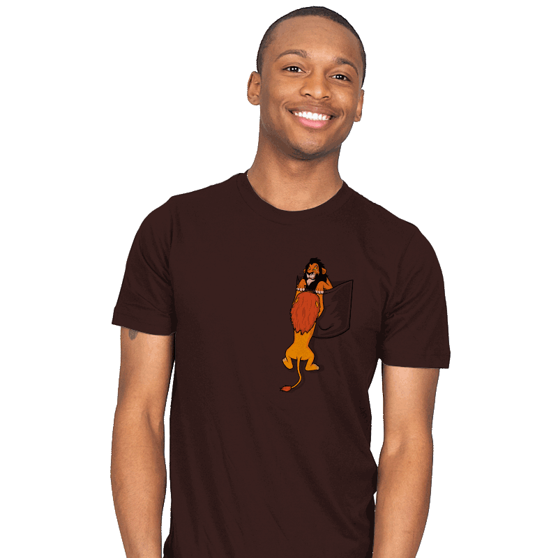Precipocket - Mens - T-Shirts - RIPT Apparel