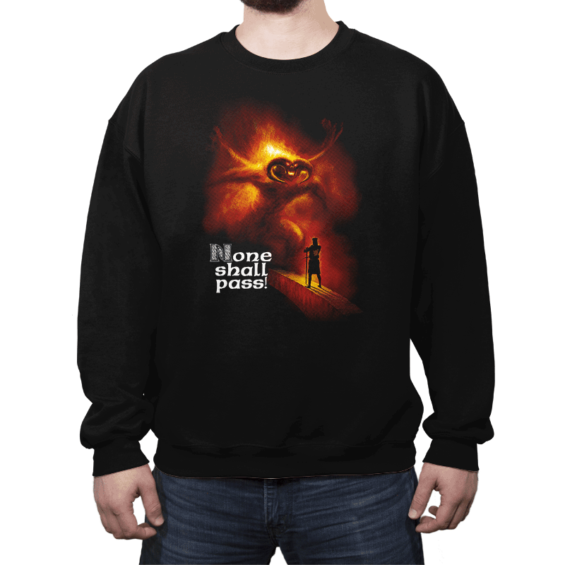 Black Knight Returns - Crew Neck - Crew Neck - RIPT Apparel