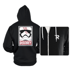 Disobey The Order - Hoodies - Hoodies - RIPT Apparel