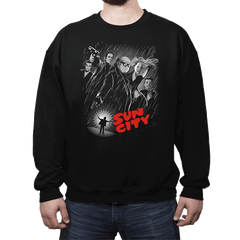 Sun City - Crew Neck - Crew Neck - RIPT Apparel