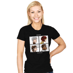 RESISTANZ - Womens - T-Shirts - RIPT Apparel