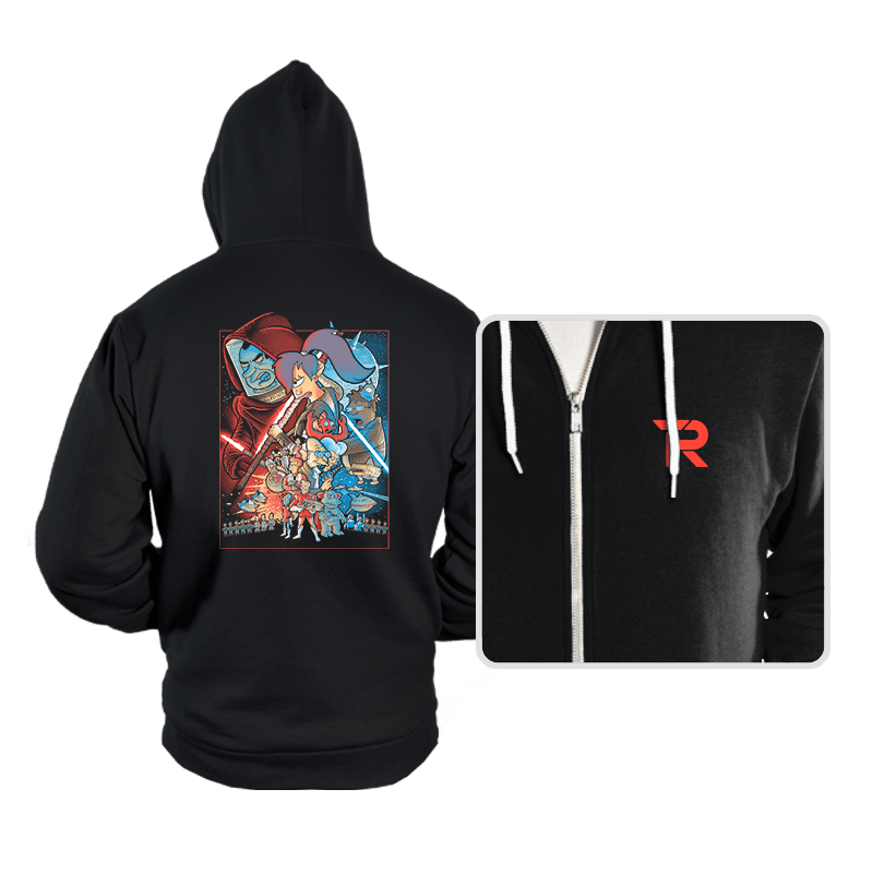 Future wars - Hoodies - Hoodies - RIPT Apparel