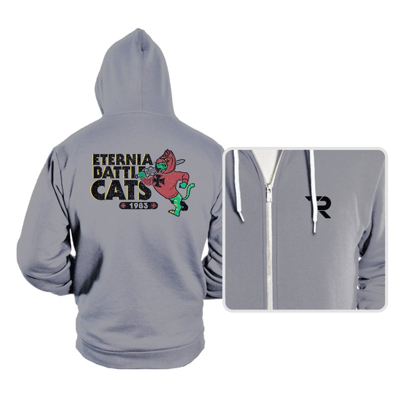 Eternia Battle Cats - Hoodies - Hoodies - RIPT Apparel