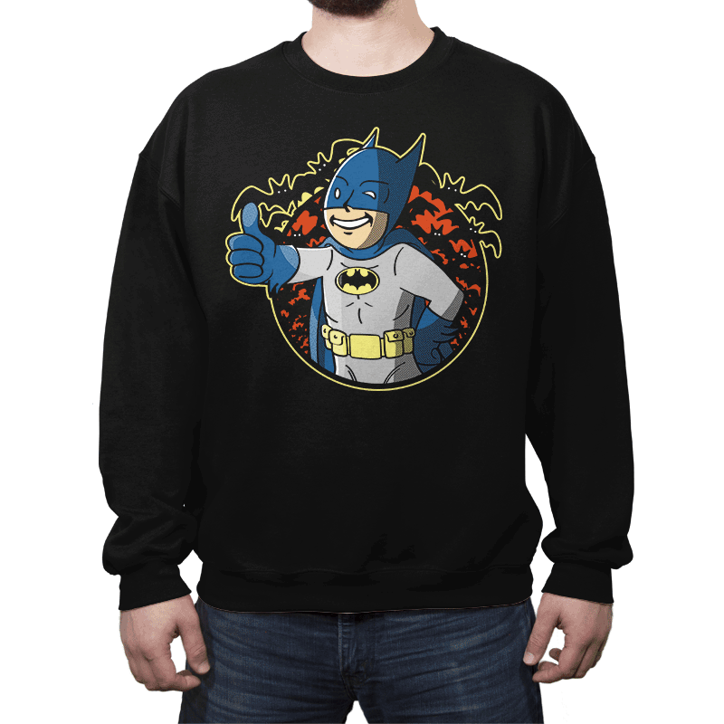 Bat Boy - Crew Neck - Crew Neck - RIPT Apparel