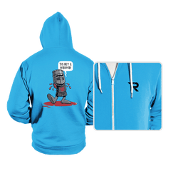 A Vintage Flesh Wound - Hoodies - Hoodies - RIPT Apparel