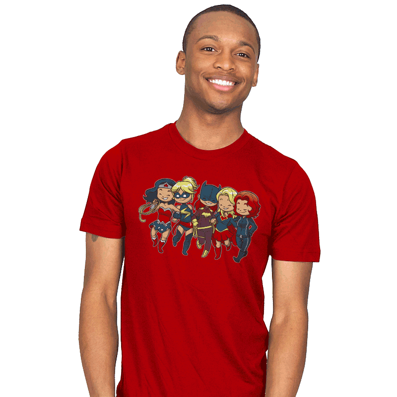 Super BFFs - Mens - T-Shirts - RIPT Apparel