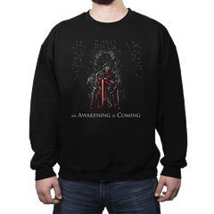 An Awakening Is Coming - Crew Neck - Crew Neck - RIPT Apparel