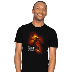 Black Knight Returns - Mens - T-Shirts - RIPT Apparel