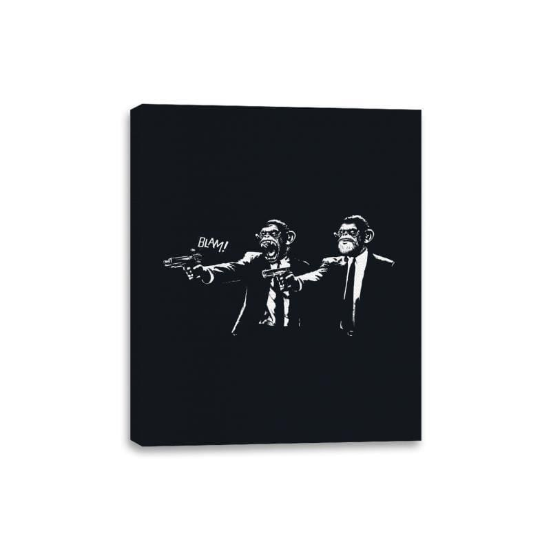 Ape Fiction - Canvas Wraps - Canvas Wraps - RIPT Apparel
