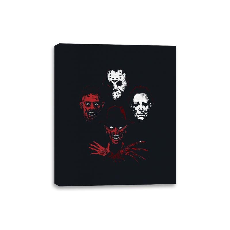 Boogeyman Rhapsody - Canvas Wraps - Canvas Wraps - RIPT Apparel