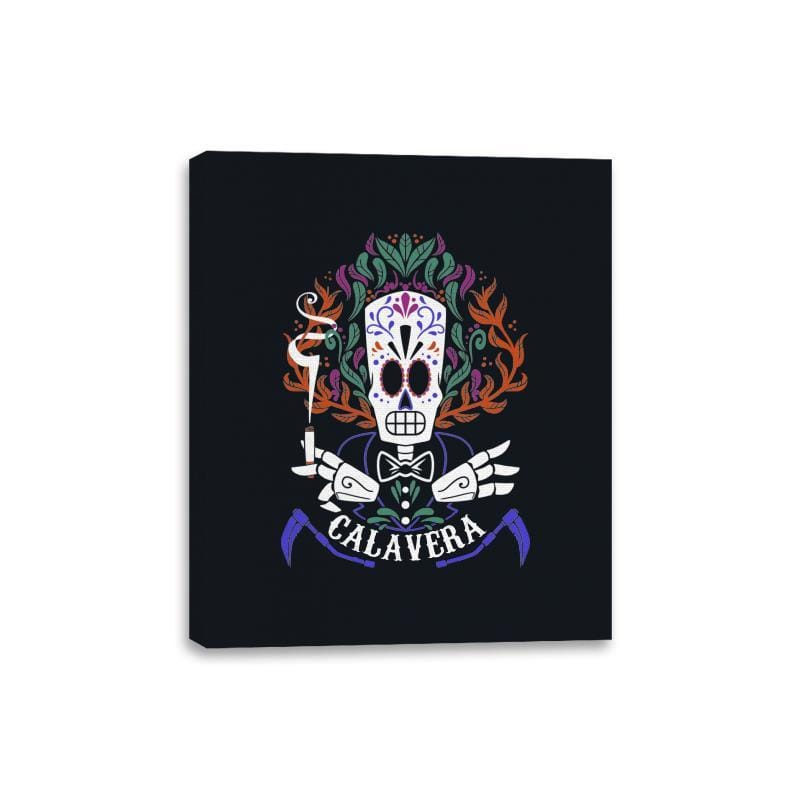 Calavera - Canvas Wraps - Canvas Wraps - RIPT Apparel