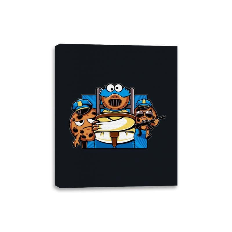 Cookie Devourer - Canvas Wraps - Canvas Wraps - RIPT Apparel