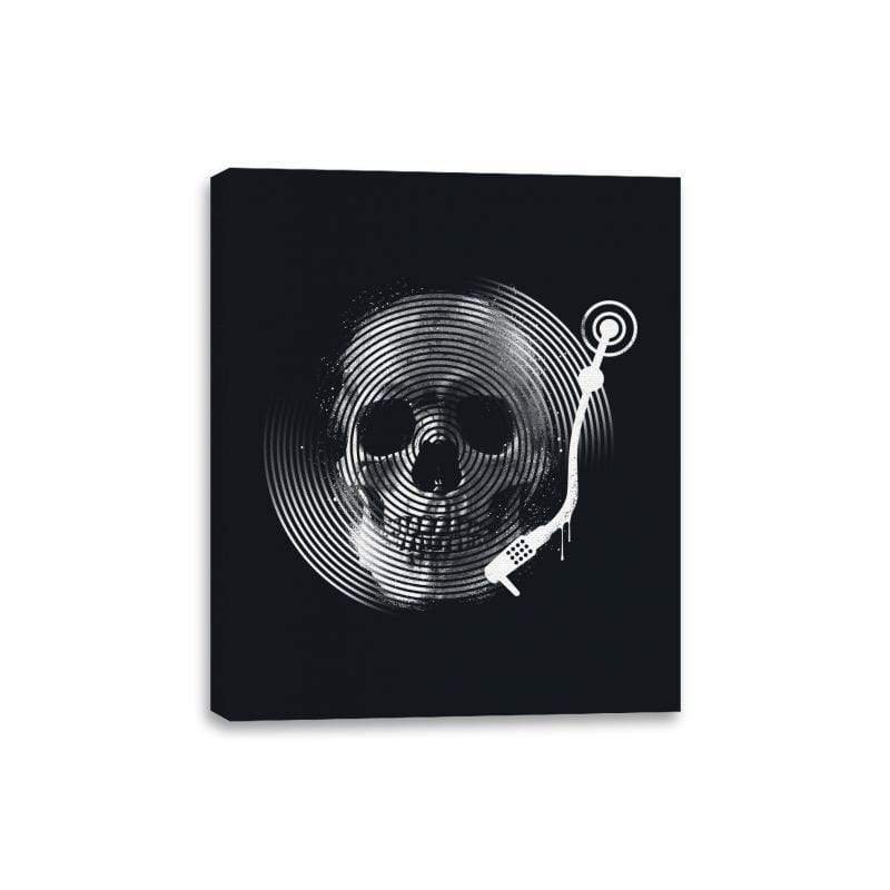 Death Tune - Canvas Wraps - Canvas Wraps - RIPT Apparel