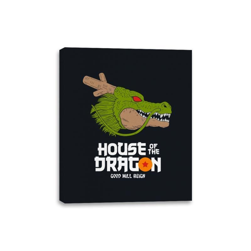 House of the dragon - Canvas Wraps - Canvas Wraps - RIPT Apparel