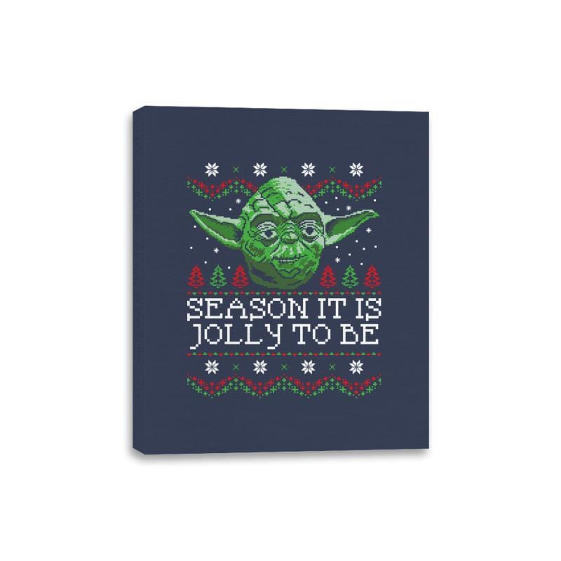 Jolly To Be - Canvas Wraps - Canvas Wraps - RIPT Apparel