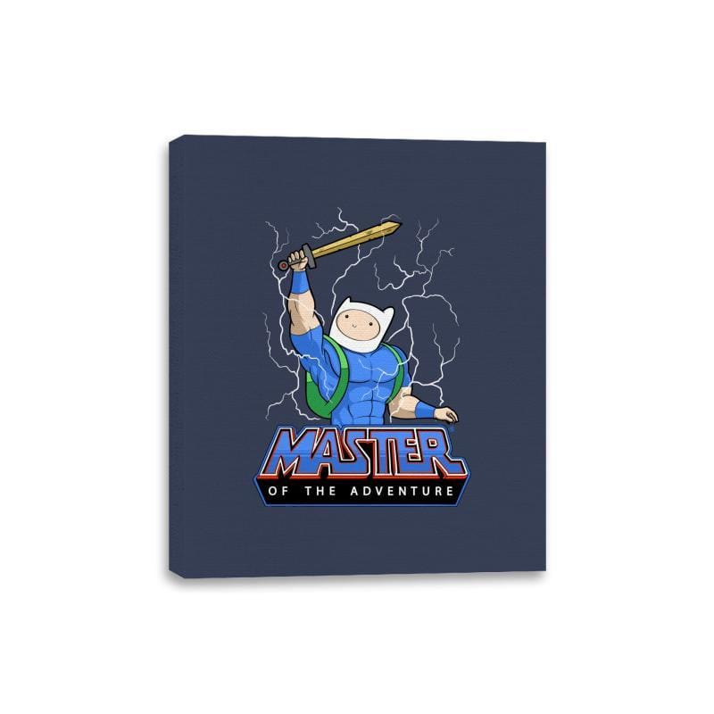 Master of time and adventure - Canvas Wraps - Canvas Wraps - RIPT Apparel