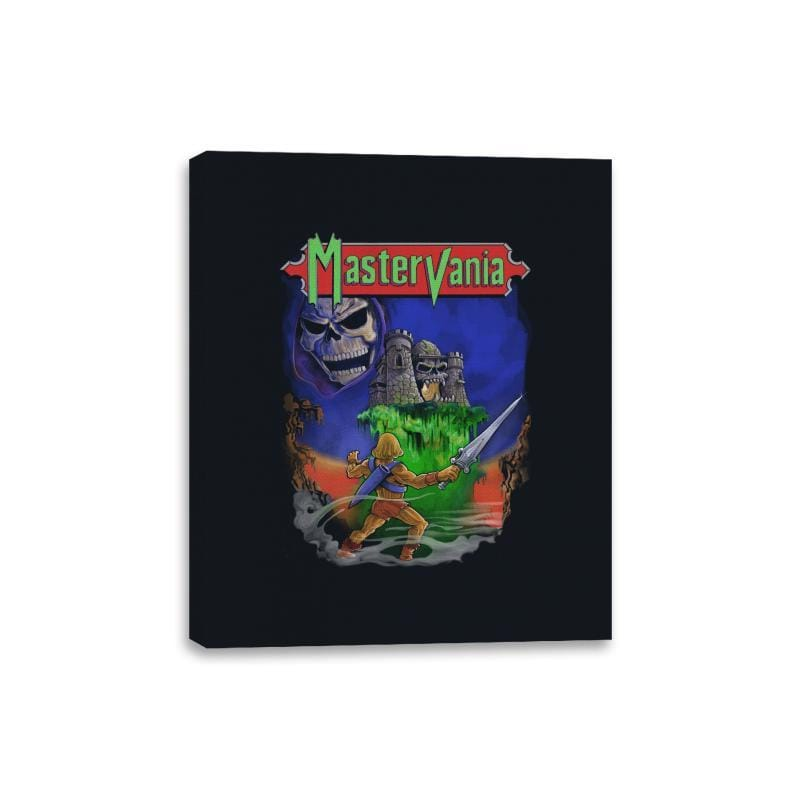 Mastervania - Anytime - Canvas Wraps - Canvas Wraps - RIPT Apparel