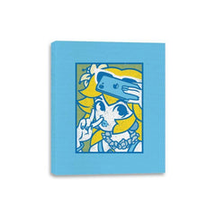 Princess Selfie - Canvas Wraps - Canvas Wraps - RIPT Apparel