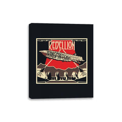 Rebellion - Transport Ship - Canvas Wraps - Canvas Wraps - RIPT Apparel