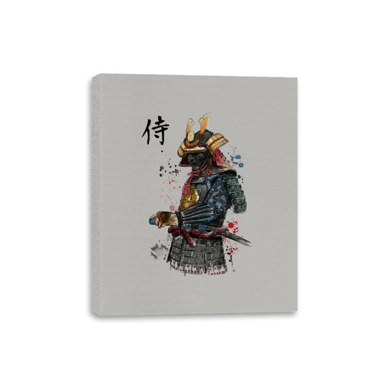 Samurai Watercolor - Canvas Wraps - Canvas Wraps - RIPT Apparel