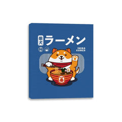 Shiba Ramen - Canvas Wraps - Canvas Wraps - RIPT Apparel