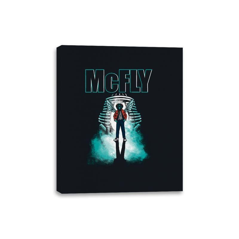 The McFly - Canvas Wraps - Canvas Wraps - RIPT Apparel