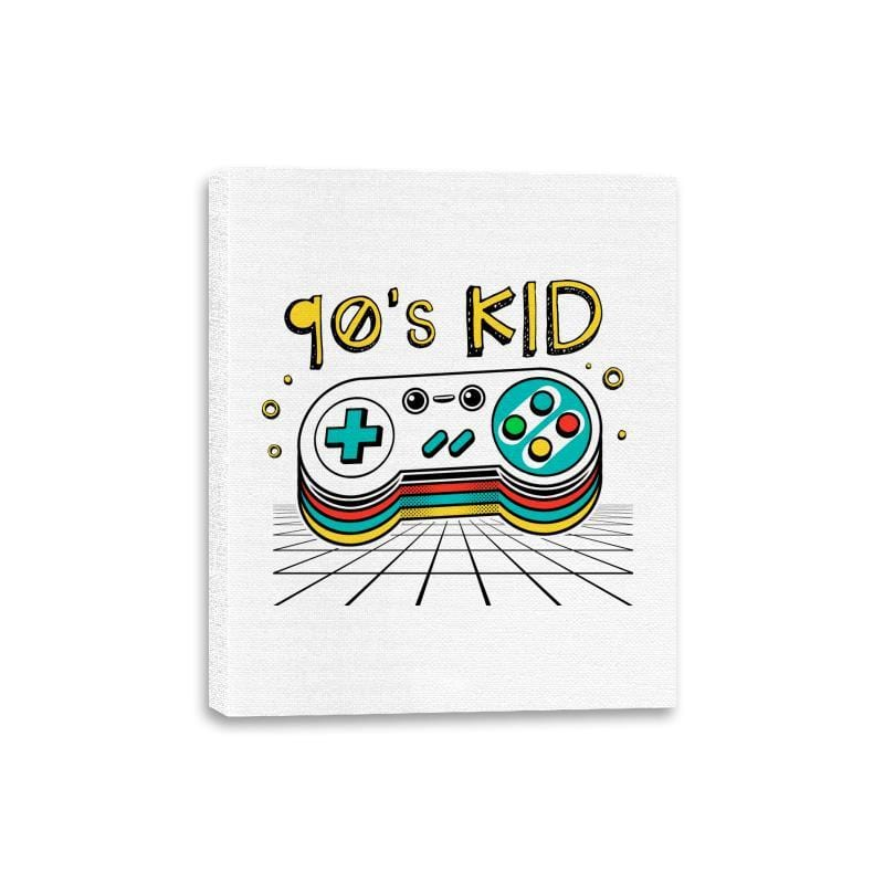 Ultimate 90's Kid - Canvas Wraps - Canvas Wraps - RIPT Apparel