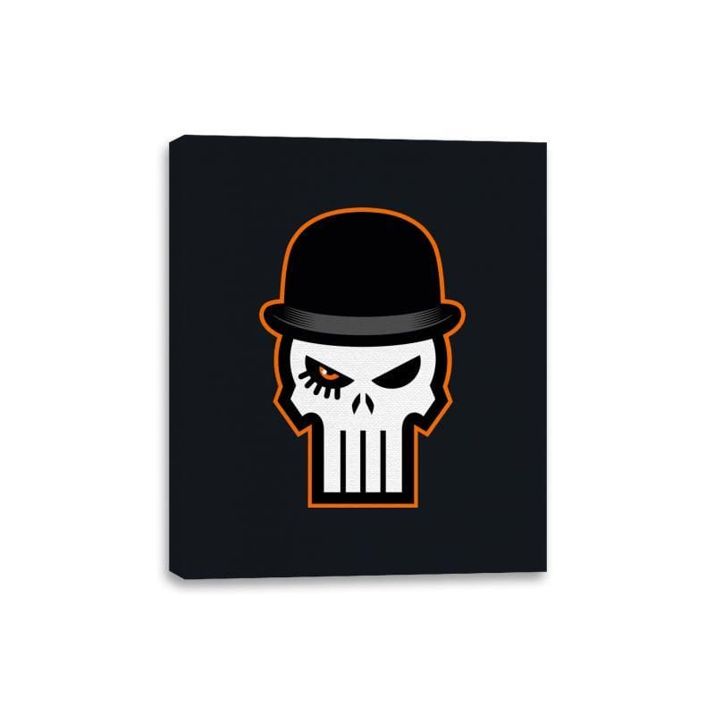 Ultra Violent Punisher - Canvas Wraps - Canvas Wraps - RIPT Apparel