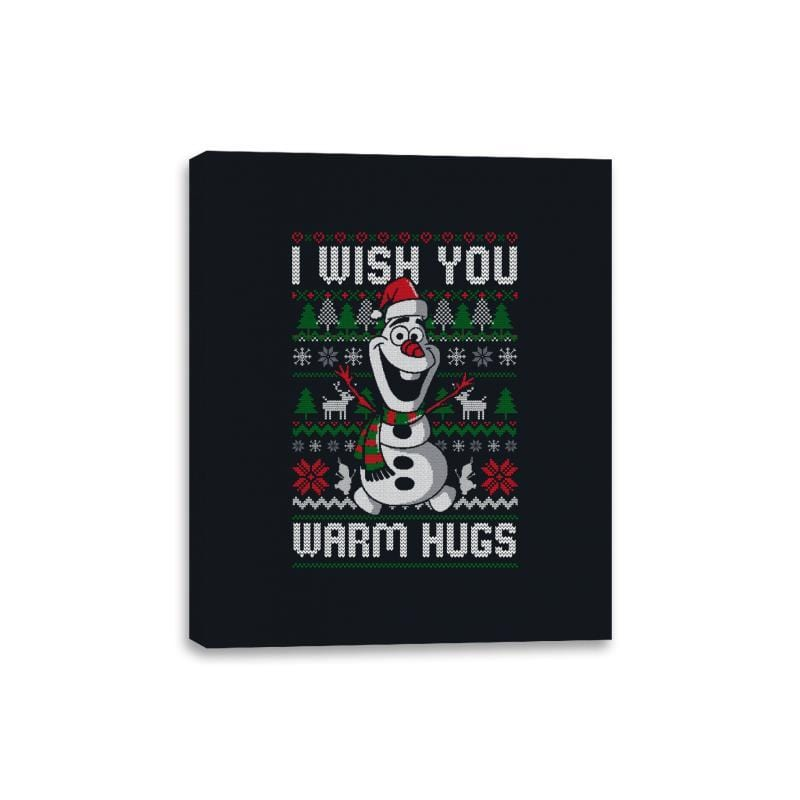 Warm Hugs! - Canvas Wraps - Canvas Wraps - RIPT Apparel