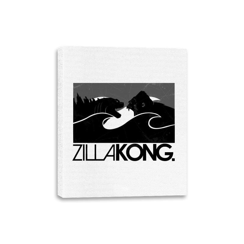 ZillaKong - Canvas Wraps - Canvas Wraps - RIPT Apparel