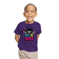 That's So Raven - Youth - T-Shirts - RIPT Apparel