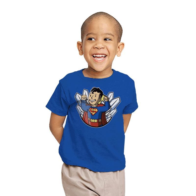 Super boy - Youth - T-Shirts - RIPT Apparel